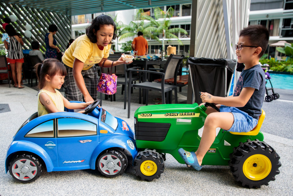 Toy Car Rental